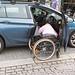 Wheel Chair User - © Paul Louis Archer