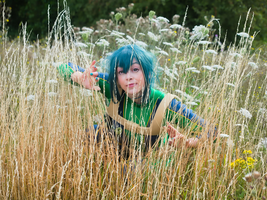 related image - pp/retouches/Shooting Tsuyu Asui - My Hero Academia - Enaelle - Parc du Heron - Lille -2020-08-02- P2222133