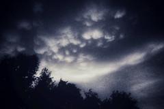The Sky From My Balcony