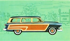 1954 Ford Crestline Country Squire