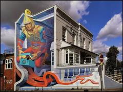 Cheltenham Street Art 3