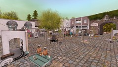 12thSep2020: The Opening of the Autumn Market at Petite Village