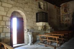 Igreja  de Santiago Maior em Adeganha, Torre de Moncorvo