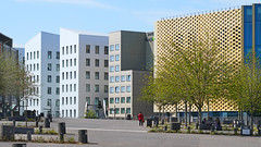 Le quartier de l'Amphithéâtre à Metz