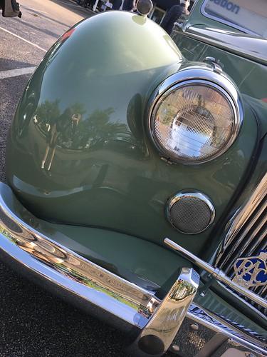 Alvis Headlight