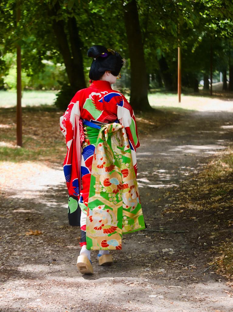 related image - Shooting Kitsuke - Kimono - Rikku Hydroxia - Normandie -2020-08-03- P2222382