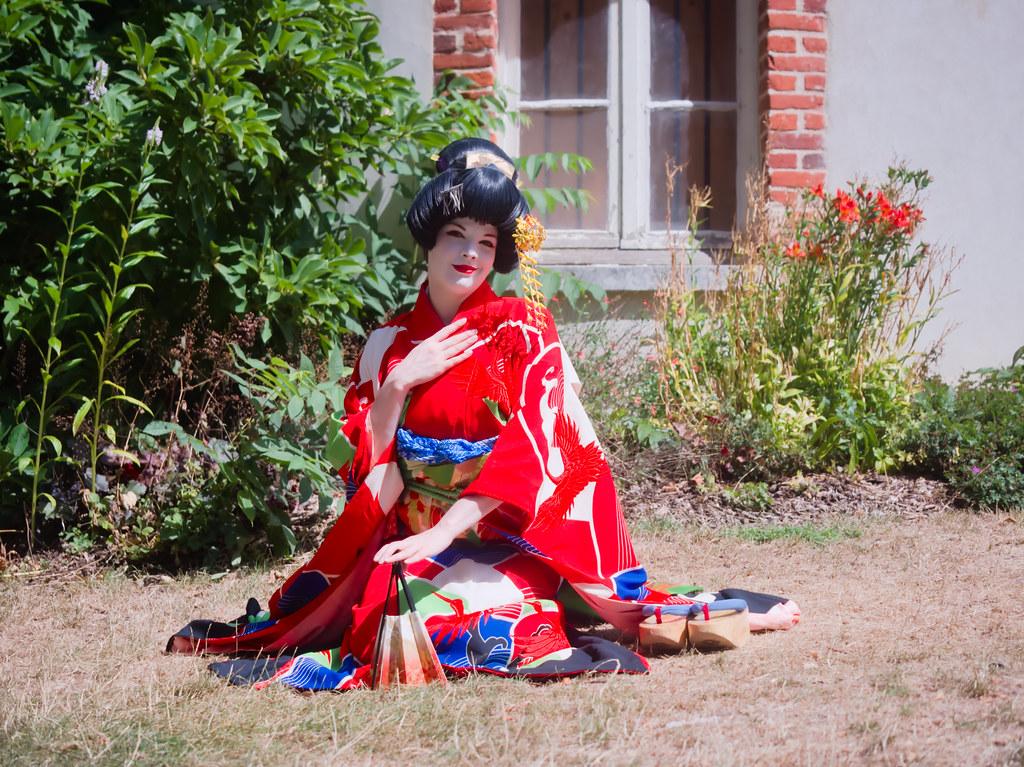 related image - Shooting Kitsuke - Kimono - Rikku Hydroxia - Normandie -2020-08-03- P2222370