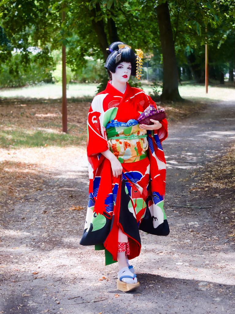 related image - Shooting Kitsuke - Kimono - Rikku Hydroxia - Normandie -2020-08-03- P2222388