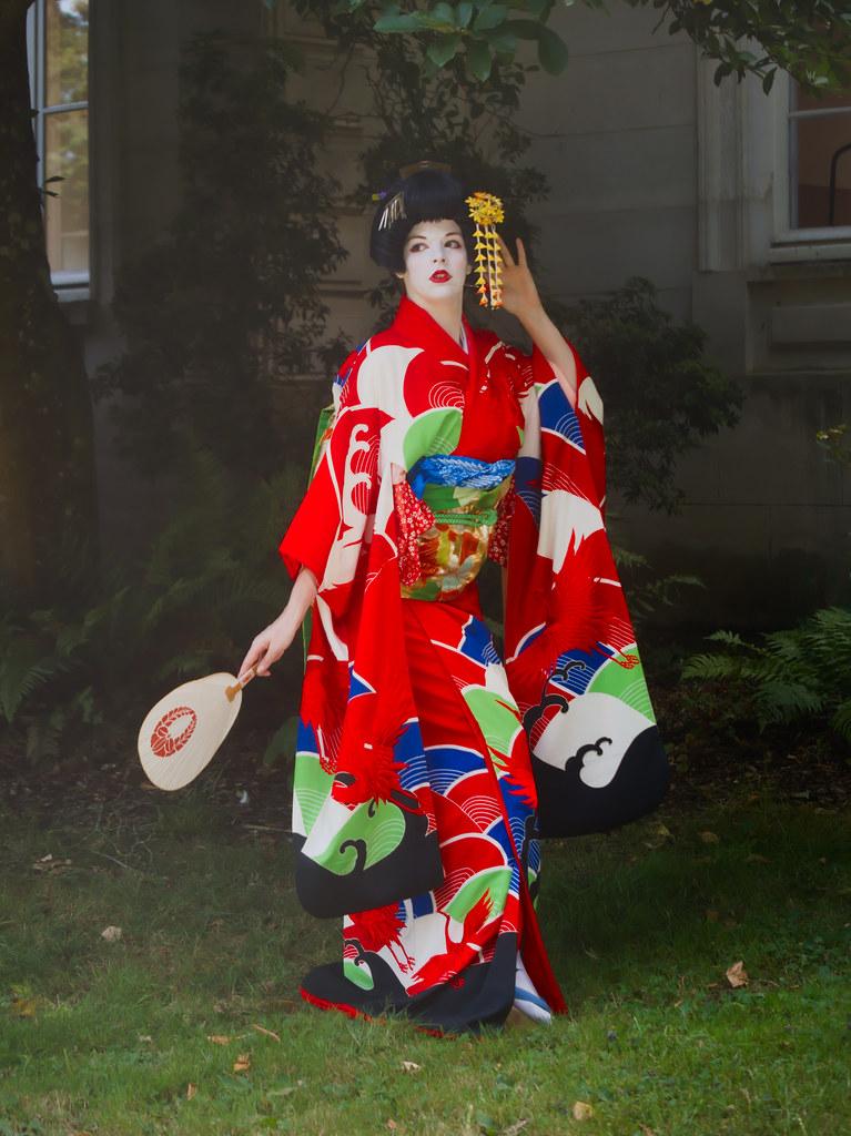 related image - Shooting Kitsuke - Kimono - Rikku Hydroxia - Normandie -2020-08-03- P2222302