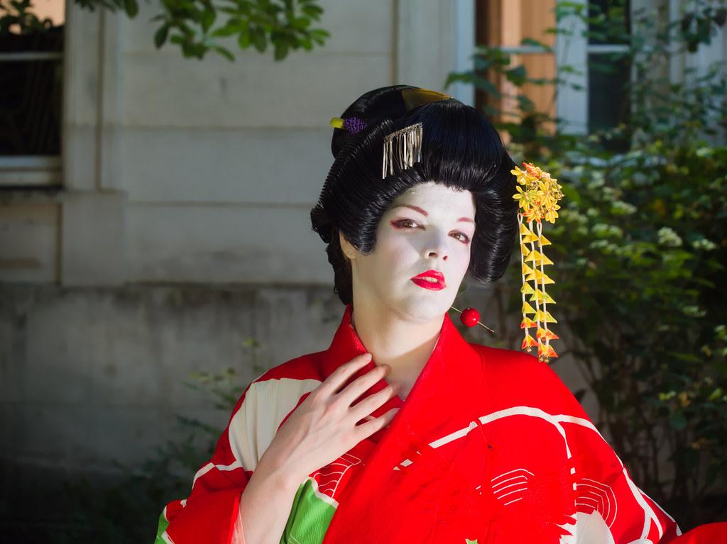 related image - Shooting Kitsuke - Kimono - Rikku Hydroxia - Normandie -2020-08-03- P2222287