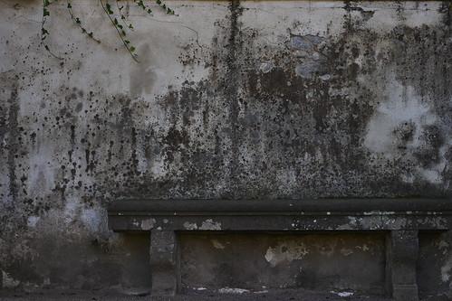 Deterioration in Weesenstein