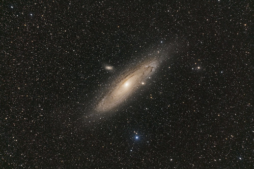 The Andromeda Galaxy | M31