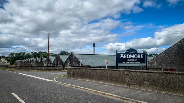 Ardmore Distillery, Kennethmont