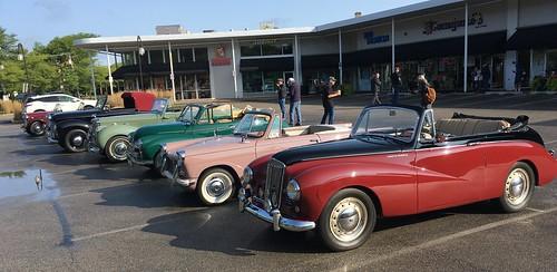 British car lineup