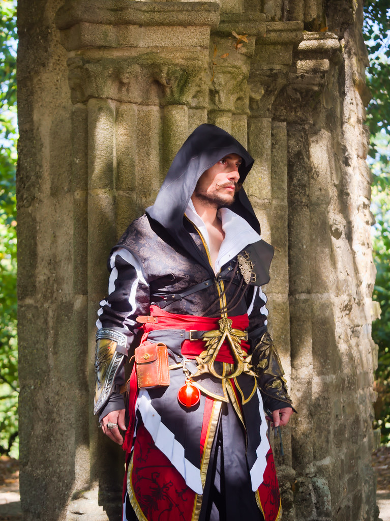 related image - Shooting Ezio Auditore - Assassin's Creed - Max Ander - Montaigu -2020-08-06- P2233274