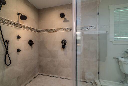 Ellis rd Master shower and vanity