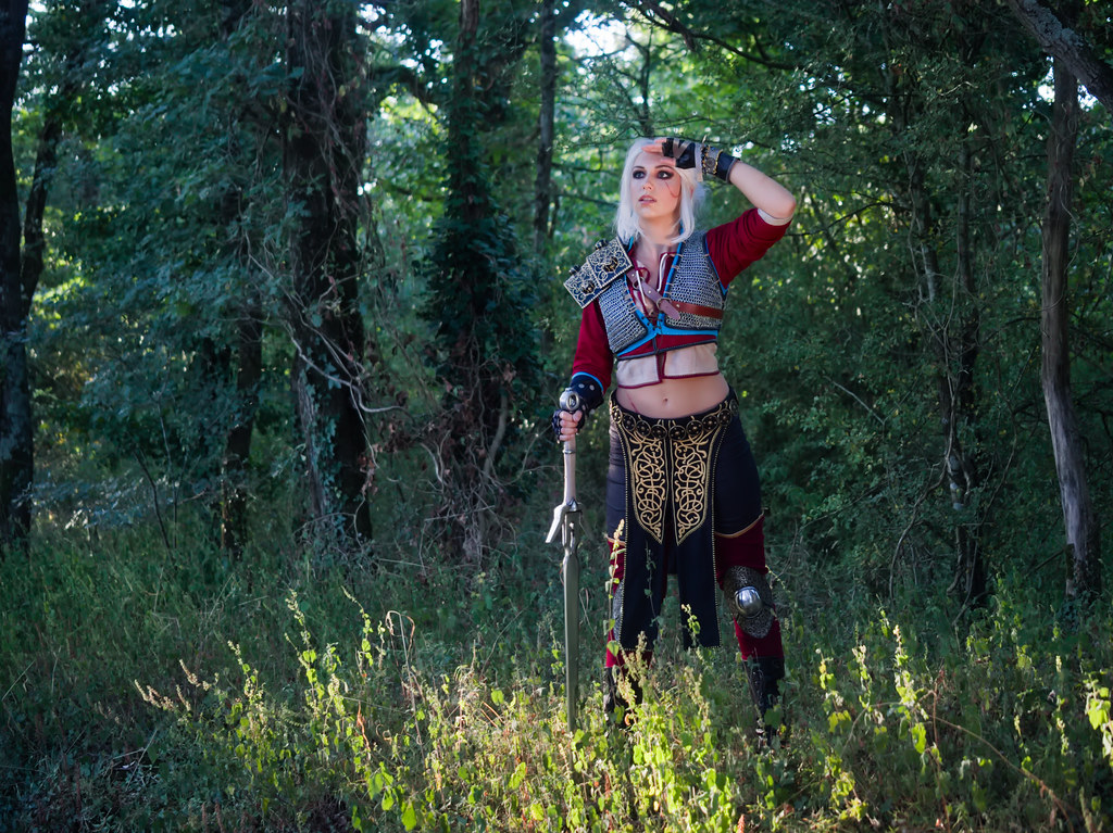 related image - Shooting Ciri - The Witcher - Celkae - Environs De Nantes -2020-08-05- P2233045