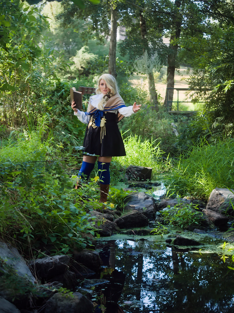 related image - Shooting Mercedes - Fire Emblem - Sana Kuja - Montaigu -2020-08-06- P2233137