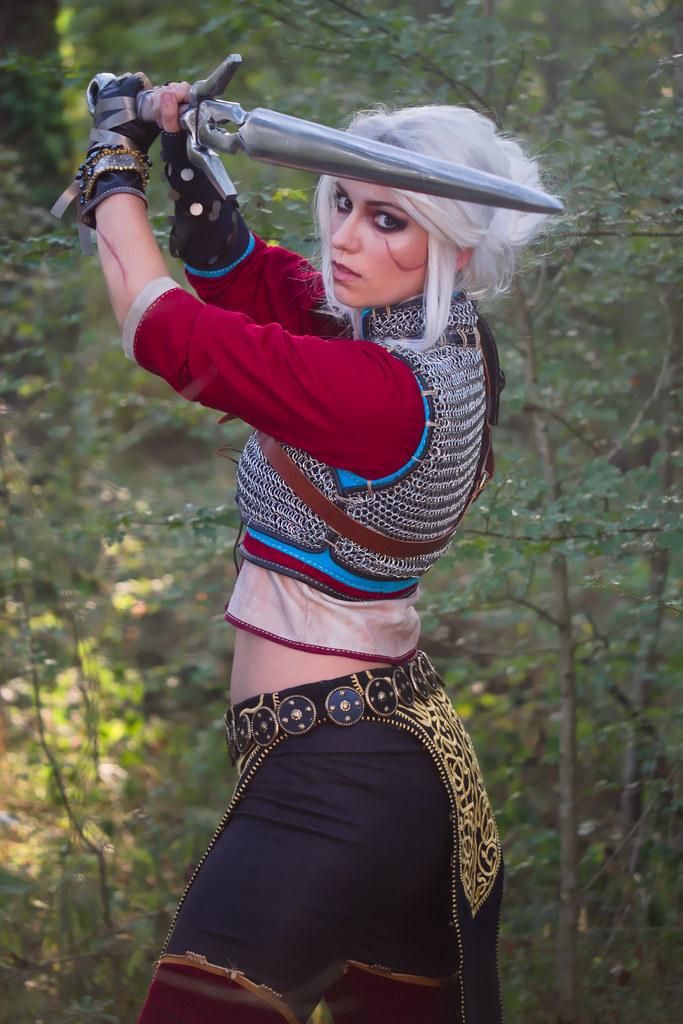related image - Shooting Ciri - The Witcher - Celkae - Environs De Nantes -2020-08-05- P2233020