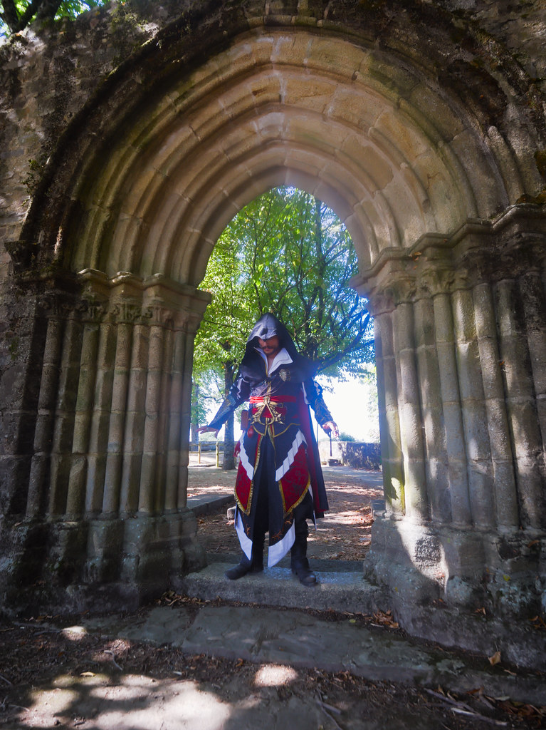 related image - Shooting Ezio Auditore - Assassin's Creed - Max Ander - Montaigu -2020-08-06- P2233272