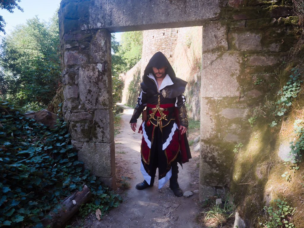 related image - Shooting Ezio Auditore - Assassin's Creed - Max Ander - Montaigu -2020-08-06- P2233264