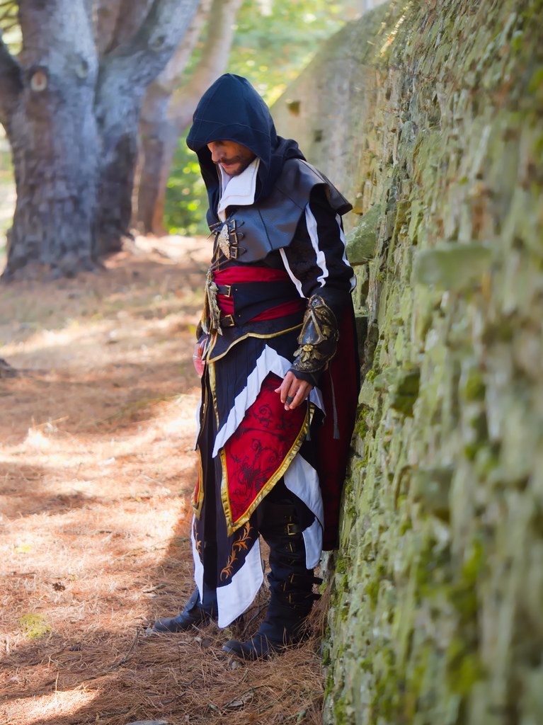 related image - Shooting Ezio Auditore - Assassin's Creed - Max Ander - Montaigu -2020-08-06- P2233259