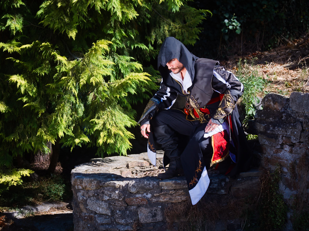 related image - Shooting Ezio Auditore - Assassin's Creed - Max Ander - Montaigu -2020-08-06- P2233207