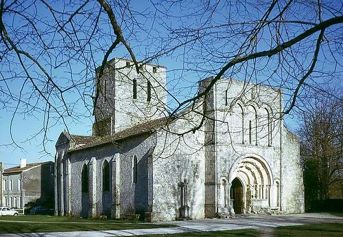 Église Saint-Saturnin de Moulis-en-Médoc