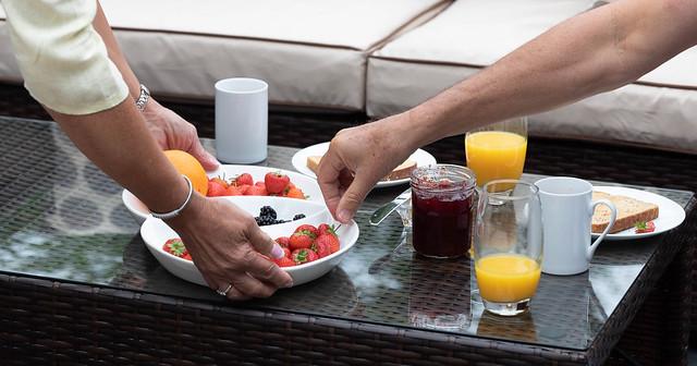 Photo:Breakfast By rattandirectuk