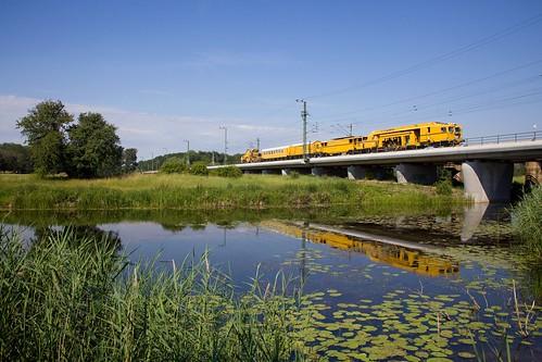 DB Bahnbau Gruppe - Unimat 09-32  - Biederitz