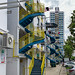 Spiral staircases in Toa Payoh