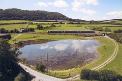 Stokesay Millpond with ATW Class 175