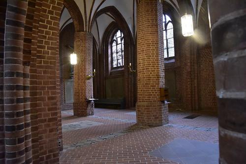 Johannes-Kirche - Säulen; Meldorf, Dithmarschen (76)
