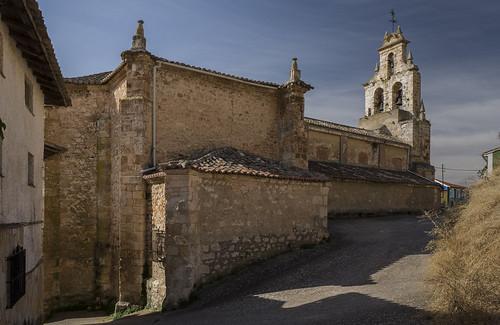 Argecilla, Iglesia Parroquial de San Miguel.