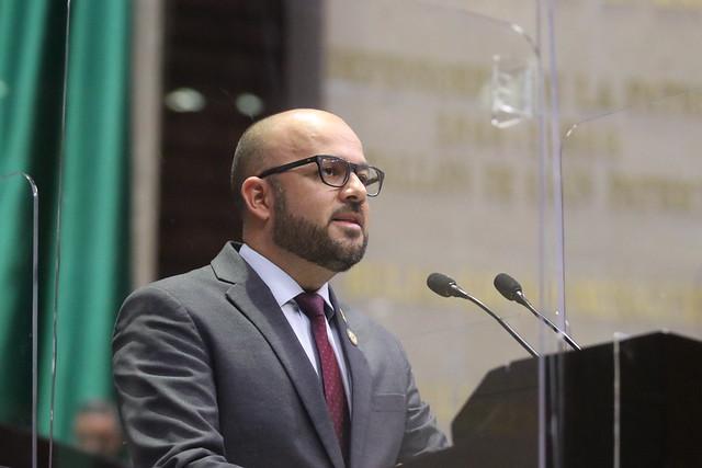 14/09/2020 Tribuna Diputado Jorge Luis Montes Nieves