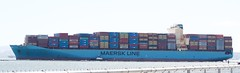 Maersk Altair container ship arrives at Port of Oakland DSC_0578 2