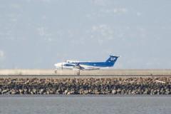 SFO UP Beech turboprop landing DSC_0544