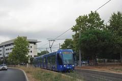 Alstom Citadis 401  -  Montpellier, TaM