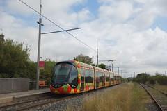 Alstom Citadis 402 n°2097  -  Montpellier, TaM