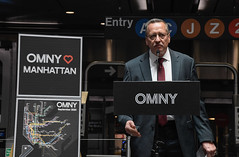 OMNY Available Everywhere in Manhattan