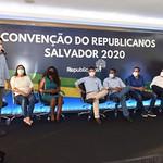 Convenção partidária do Republicanos Salvador - Setembro/2020