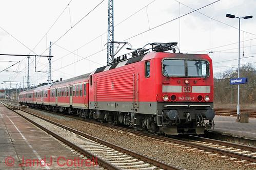 143 086 at Sangerhausen