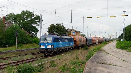 CD Cargo 383 011 in Jessen/Elster