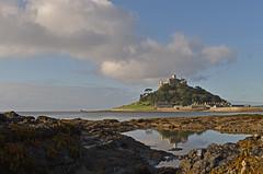UK - Cornwall - St Michael's Mount