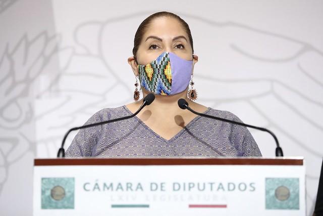 15/09/2020 Conferencia De Prensa Diputada Wendy Briceño