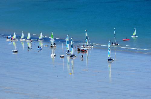 La grande plage St Cast Bretagne _3239