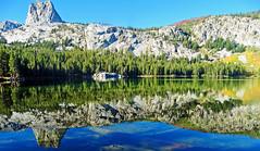 Lake George Mirror, Mammoth Lakes, CA 2016