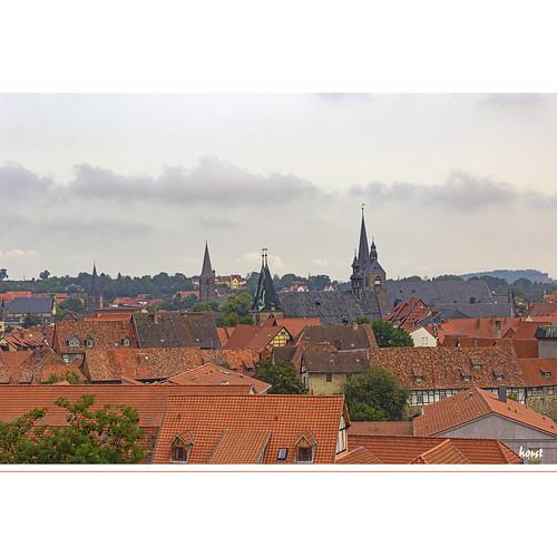 Die Türme von Quedlinburg