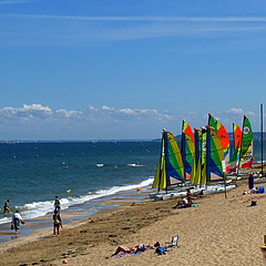 Cabourg, Normandie, France