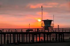 AK0I8401: Sunset in Santa Cruz